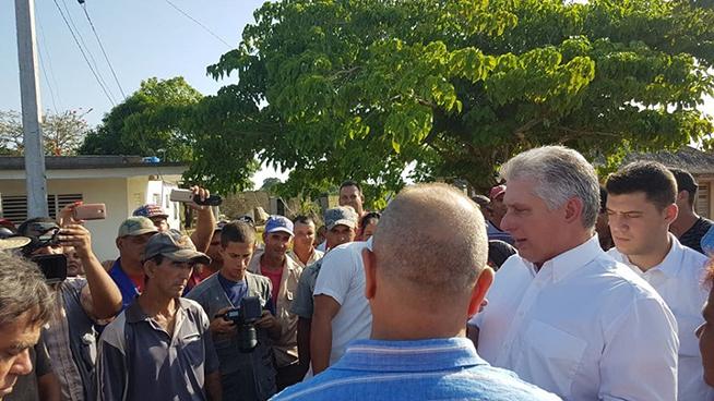 Proyecto hidráulico beneficiará a municipio más occidental de Cuba