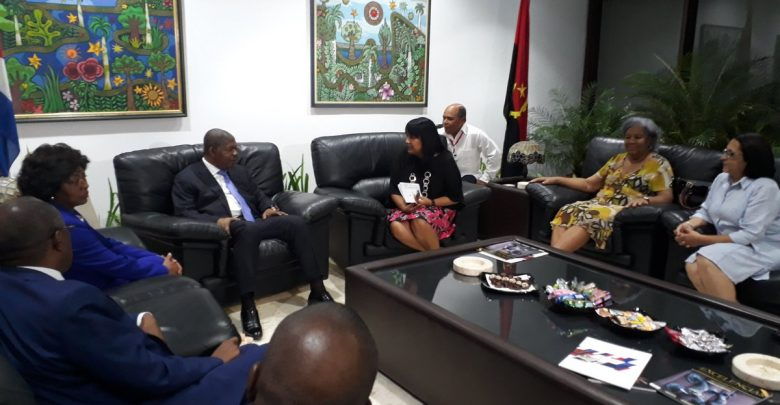 Inicia presidente de Angola visita a Cuba