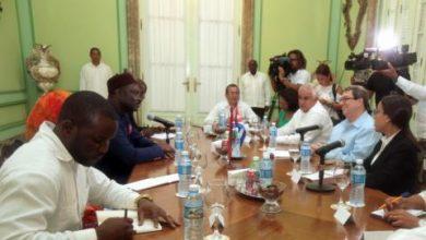 Cuba y Gambia afianzan sus relaciones bilaterales
