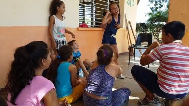 Día de los niños en Cuba