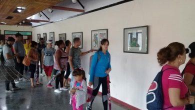 """Inuaguración de expo """" Recuerdos del Ayer! en Sandino"""