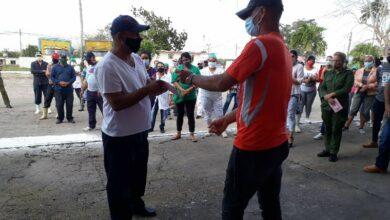 Celebran en Sandino Día del Trabajador de la Industria Alimentaria