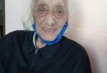 Delia Margarita ya tiene 103