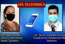 Parte epidemiológico de cierre del día 14 de junio de 2021