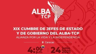 ALBA-TCP cumbre