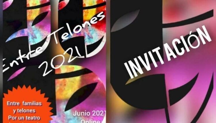 """Evento de Teatro """"Entre Telones"""" on line, desde Pinar del Río"""