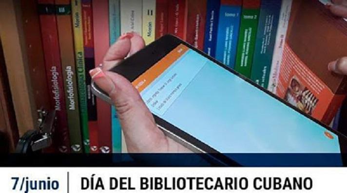 Día del Bibliotecario cubano
