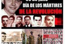 Tributo peregne a los Mártires de la Patria