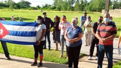 Trabajadores sandinenses ratifican compromiso con la Revolución cubana