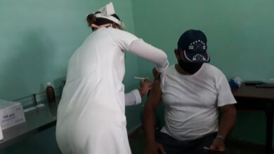 Continúa proceso de vacunación contra la COVID-19 en Sandino