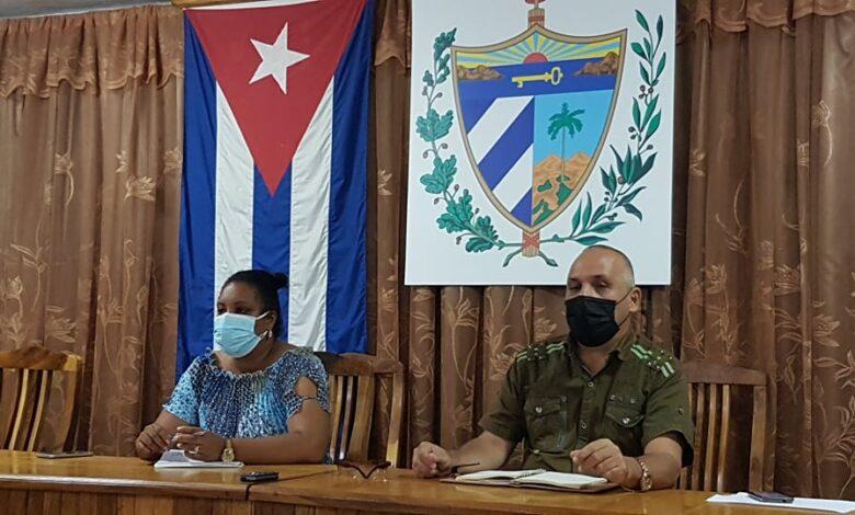 Analizan en Sandino orientaciones del ministro de Salud Pública