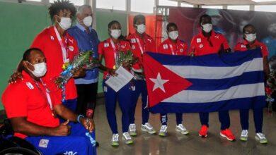 atletas paralímpicos Cuba