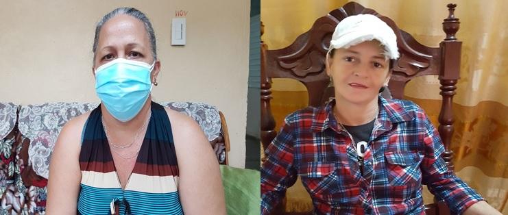 Apoyan trabajadores de educación y mensajeros proceso de vacunación en Sandino