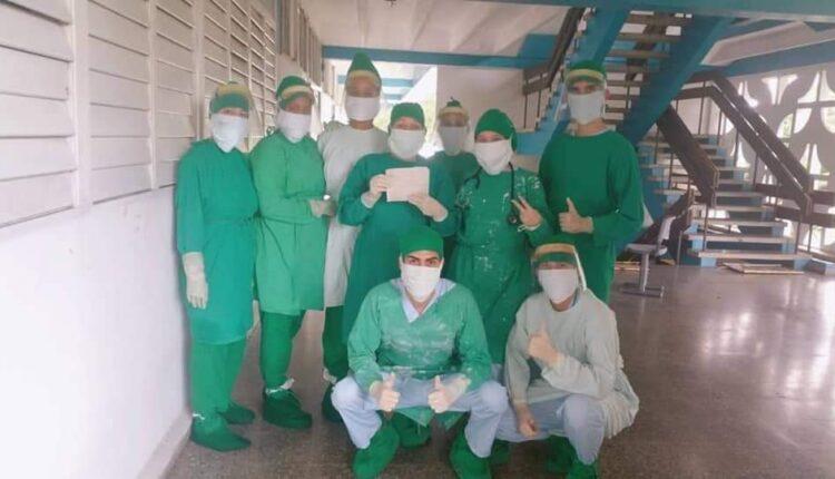 estudiantes ciencias médicas