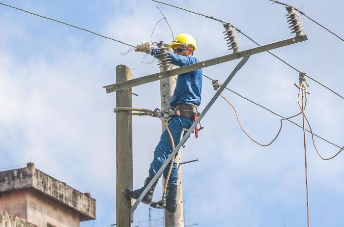 servicio eléctrico cuba
