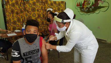 Inicia hoy en Sandino proceso de vacunación masiva