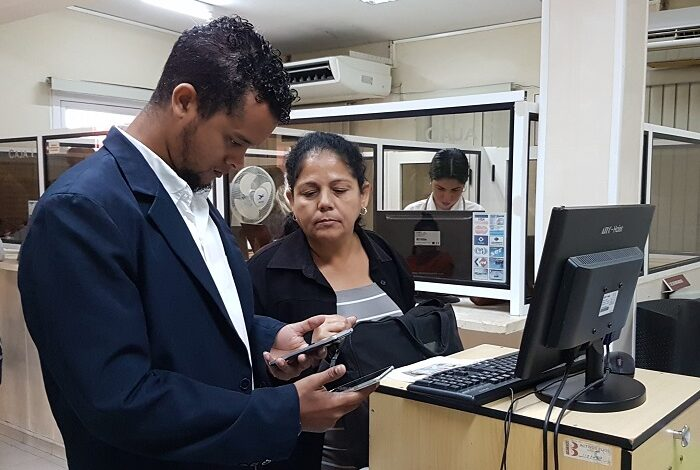 Seriedad, responsabilidad y rapidez, características de las instituciones bancarias de Sandino